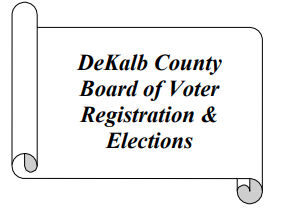 DeKalb County Board of Elections Meeting